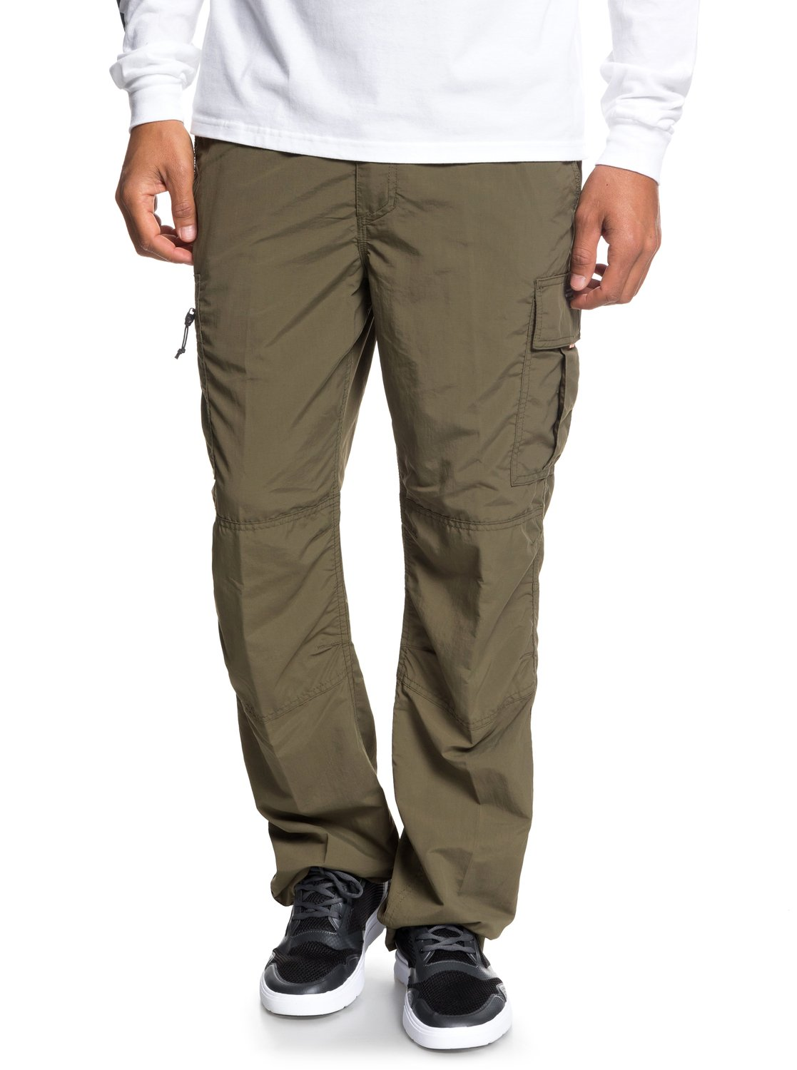 Skipper Pantalon technique Quiksilver EQMNP03011 Marron Waterman 0 Homme cargo pour 6SqZIw
