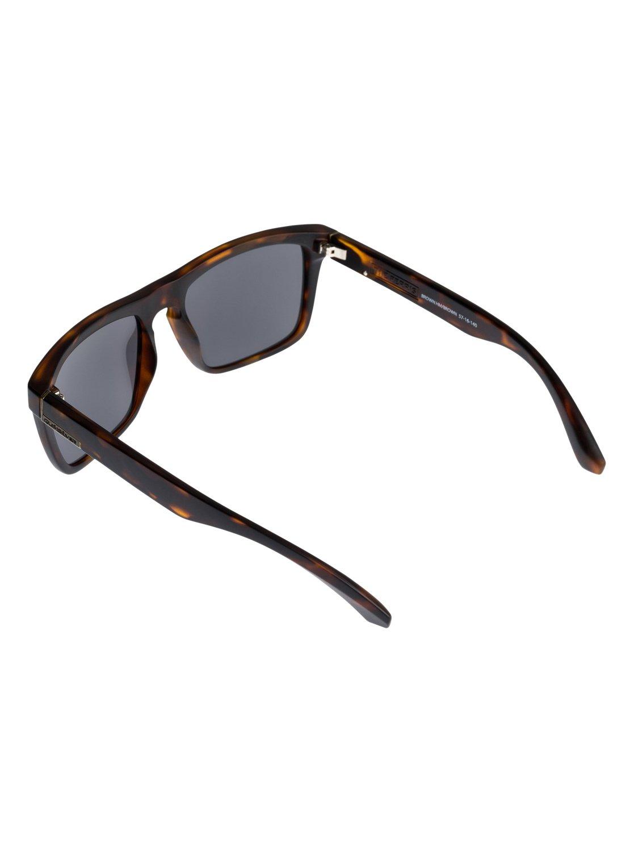 187e050123 2 The Ferris Sunglasses Brown EQS1127 Quiksilver