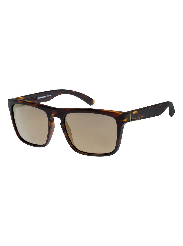 0 The Ferris - Gafas de Sol para Hombre Marrón EQS1127 Quiksilver 20ef7b8de743
