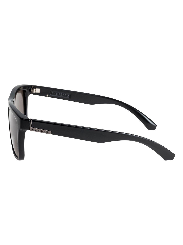 Quiksilver Sonnenbrille »The Ferris«, schwarz, Sblk/gry