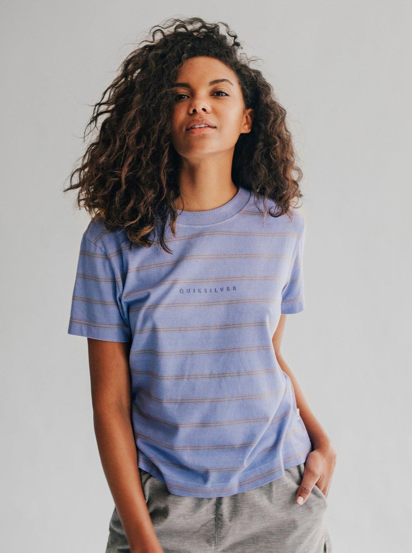 Quiksilver T Femme Pour Shirt Court 3613374338975 Womens 5rBwF5