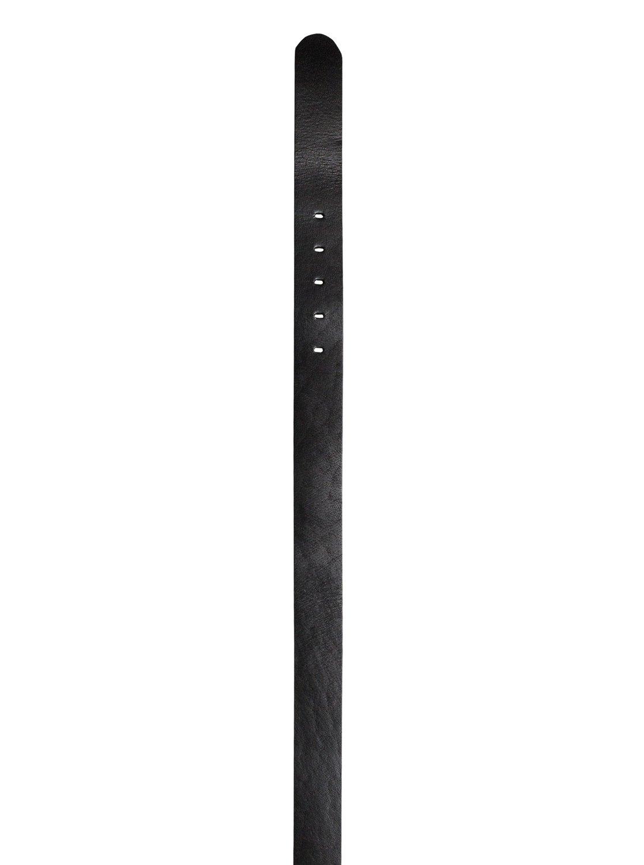 1 The Everydaily - Ceinture en cuir Noir EQYAA03683 Quiksilver cf55ae0aa85