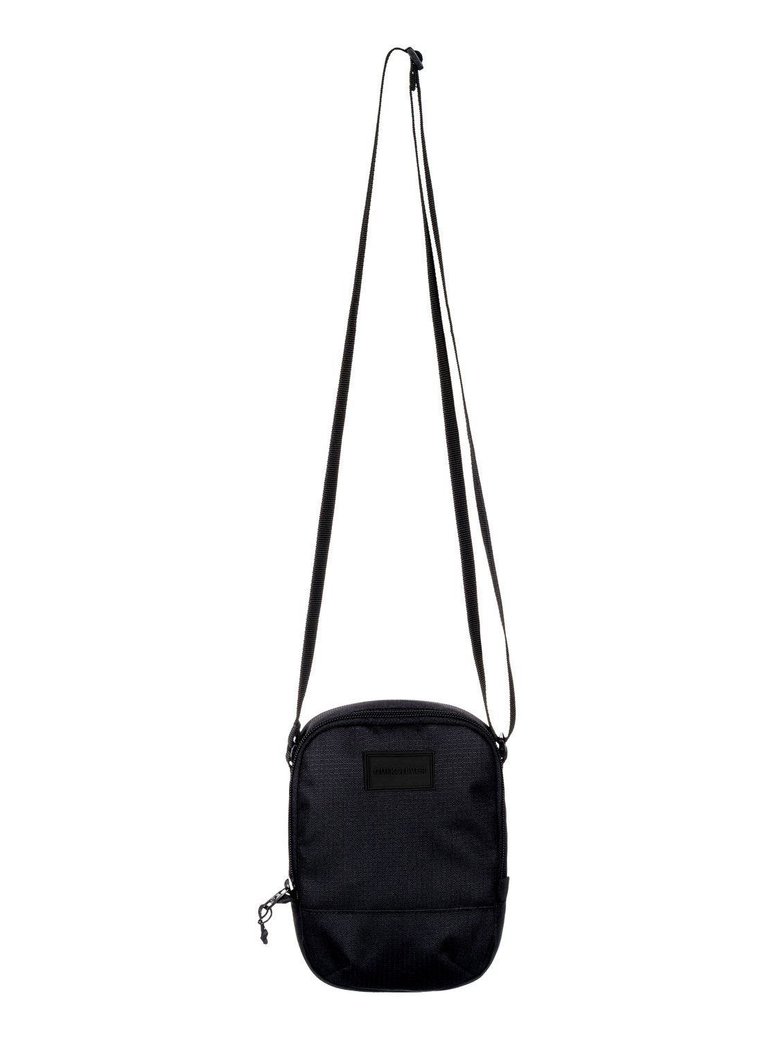 Quiksilver-Black-Dies-Small-Shoulder-Bag-Bolso-Pequeno-Hombre