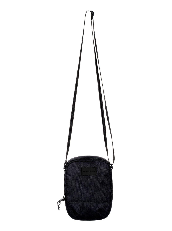 0 Black S Small Shoulder Bag Eqyba03081 Quiksilver