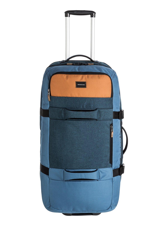 new reach 100l extra gro er koffer mit rollen 3613373456250 quiksilver. Black Bedroom Furniture Sets. Home Design Ideas