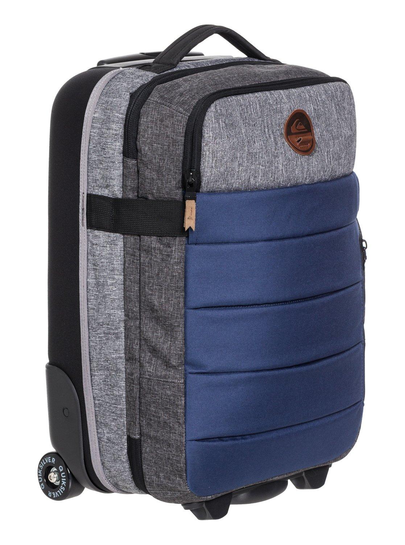 new horizon 32l bagage cabine roulettes 3613373892393 quiksilver. Black Bedroom Furniture Sets. Home Design Ideas