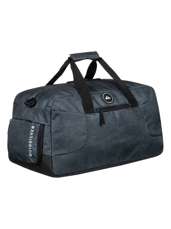 2 Shelter 43L - Large Duffle Bag Black EQYBL03152 Quiksilver e7f3dadefb098