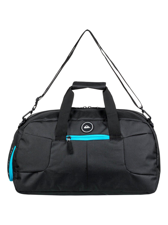 0 Shelter 43L - Medium Duffle Bag Black EQYBL03152 Quiksilver 2f618bccee8fb
