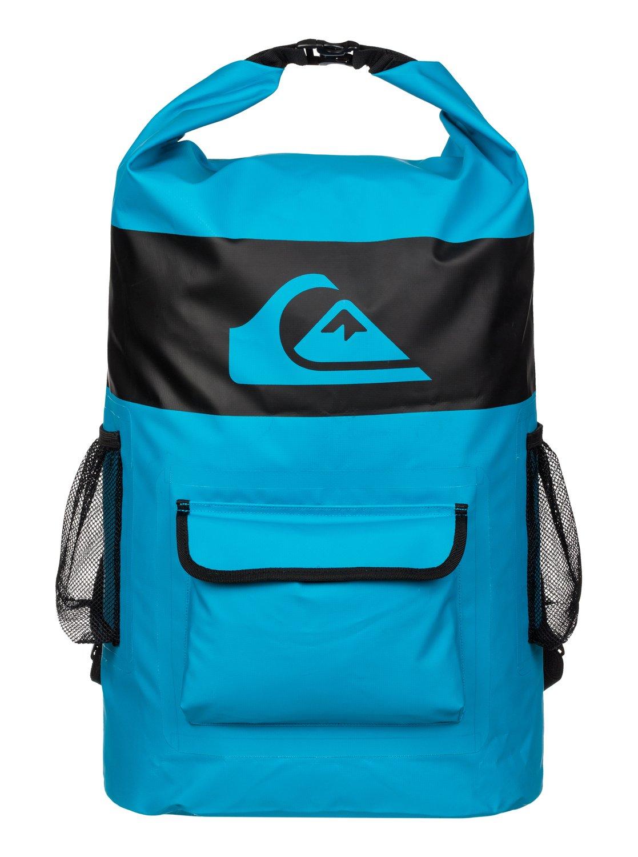 Bag - Quiksilver™ Sea Stash 35L - Large Sealable Wetsuit Dry Bag - Men
