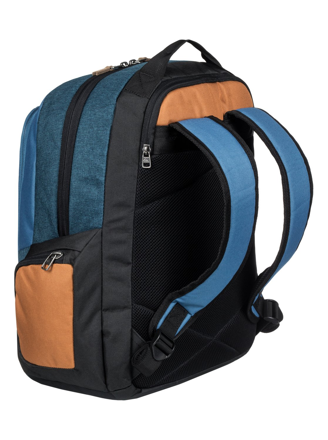 Sac à dos Quiksilver Schoolie Plus Blue Night Heather bleu