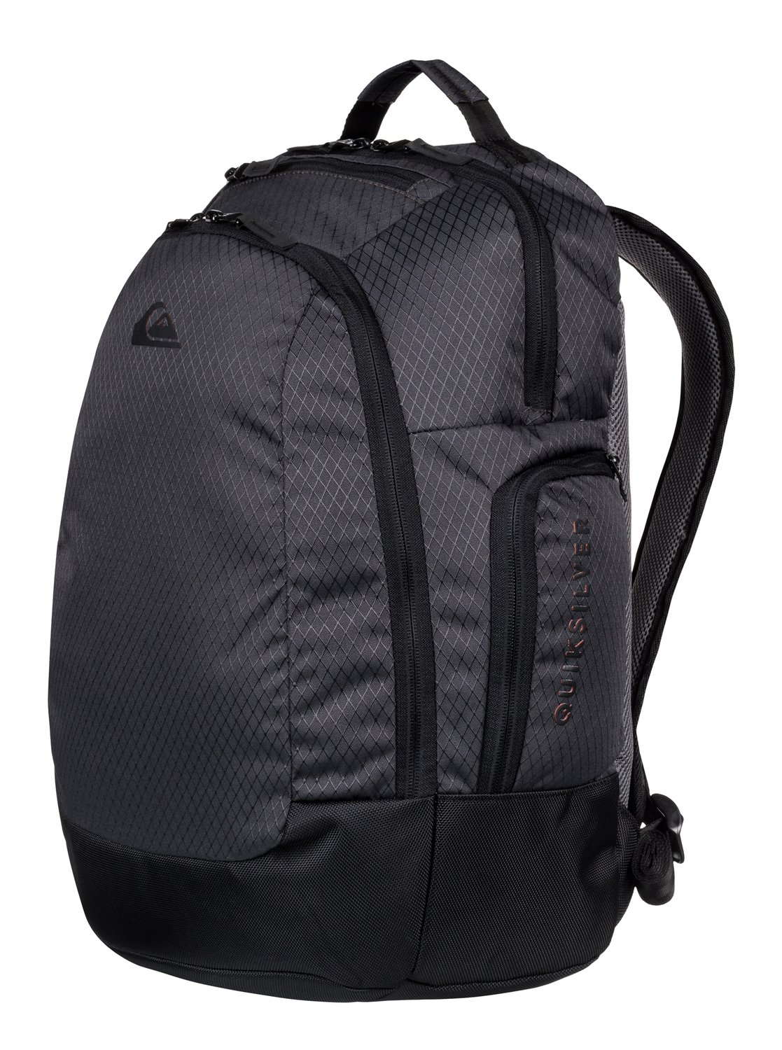 Sac à dos Quiksilver 1969 Special Plus Dark Charcoal noir zKu0Be0