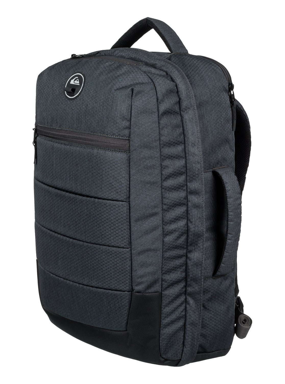 1 Rawaki 35L Cabin Travel Backpack Black EQYBP03493 Quiksilver