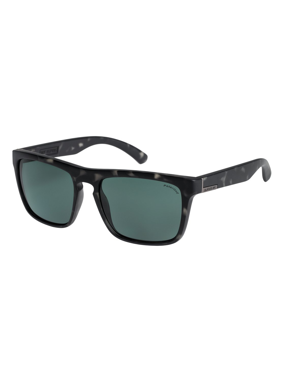 8ffbc0a9ca 0 The Ferris Polarised Sunglasses Black EQYEY03022 Quiksilver