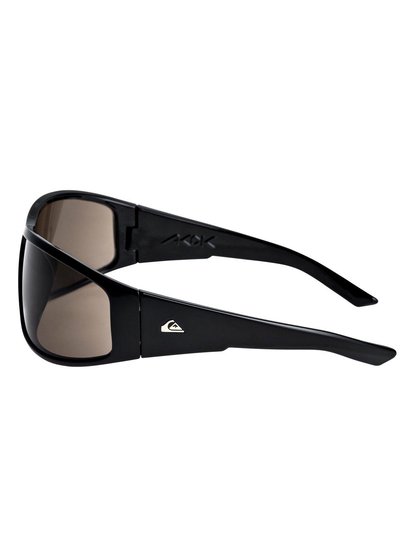Quiksilver Sonnenbrille »AKDK«, bunt, Shiny black/grey