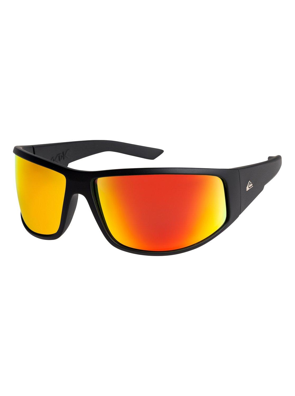 d1c39988f4e0a5 0 AKDK - Lunettes de soleil pour Homme Noir EQYEY03030 Quiksilver