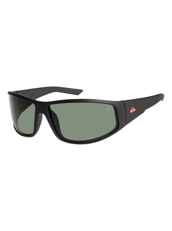 0 AKDK Polarised Floatable - Gafas de Sol para Hombre Negro EQYEY03032  Quiksilver 57d5dc2f14f7