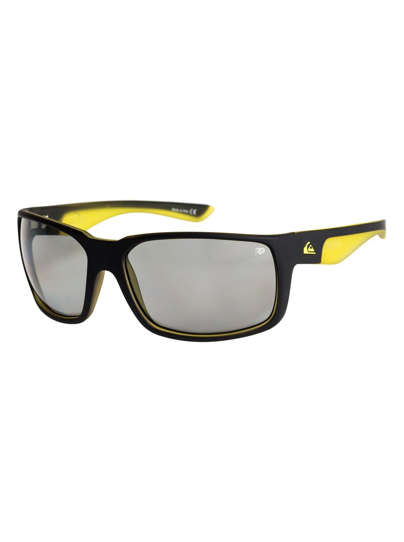 0 Chaser Polarised Photochromic - Lunettes de soleil pour Homme Noir  EQYEY03034 Quiksilver 42ec64314540