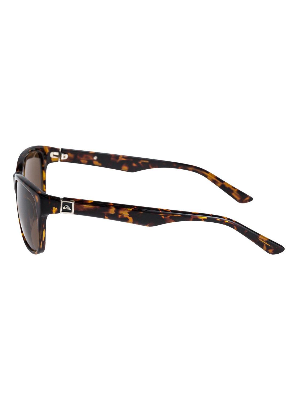 9c1f6e6740 Quiksilver™ Carpark - Sunglasses - Men - ONE SIZE - Brown ...