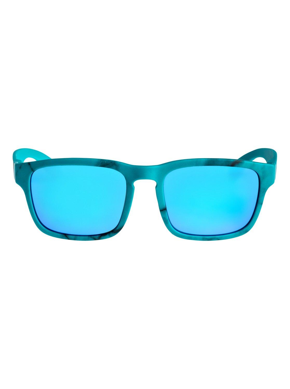 Quiksilver Stanford - Lunettes de soleil - Homme - ONE SIZE - Bleu