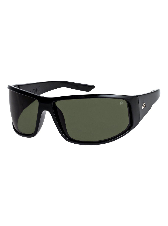 Quiksilver Sonnenbrille »AKDK Polarised«, grün, black/green polarized