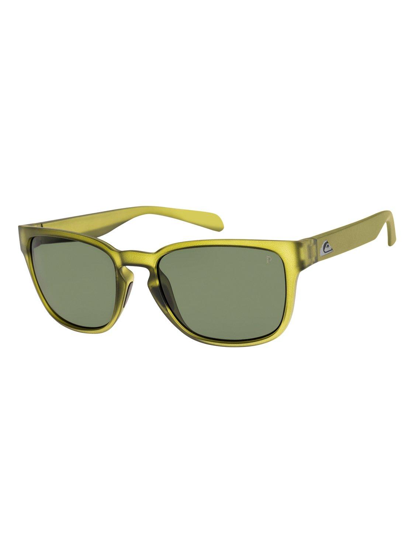 0 Rekiem Polarised - Gafas de Sol para Hombre Azul EQYEY03087 Quiksilver 0e136c7791c8