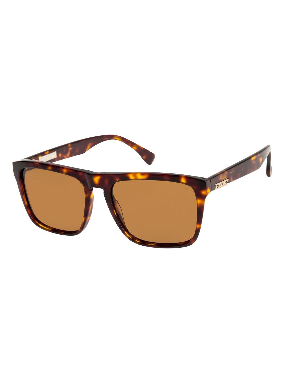 5b00a0257 0 Ferris Slim Polarised - Sunglasses Grey EQYEY03091 Quiksilver