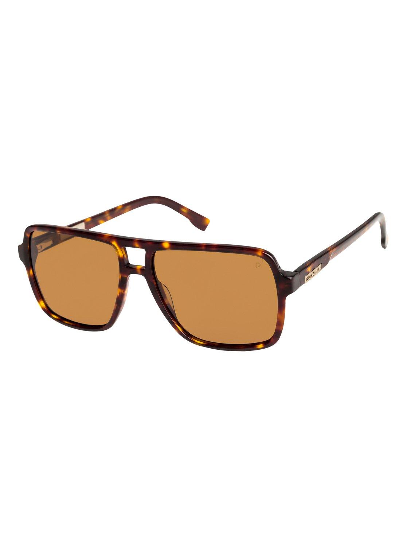 42eef9cde 0 Scrambler Polarised - Sunglasses Grey EQYEY03093 Quiksilver