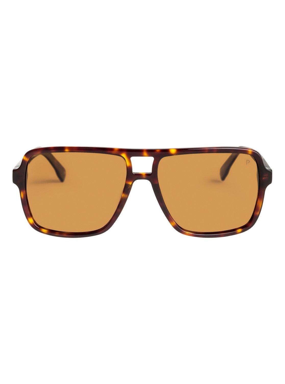 639aaf14f 1 Scrambler Polarised - Sunglasses Grey EQYEY03093 Quiksilver