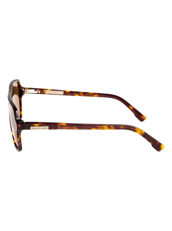 5646442a8 2 Scrambler Polarised - Sunglasses Grey EQYEY03093 Quiksilver