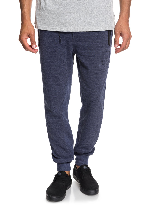 de Pantalones 0 Yattemi de técnico Hombre jogging Quiksilver EQYFB03155 diseño Azul para wqqI5OraW