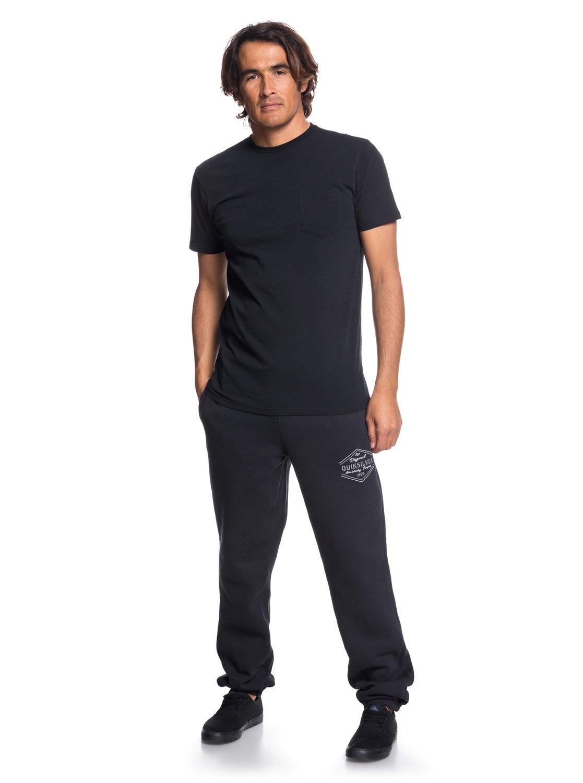 quiksilver pantalon de jogging pour homme 3613373826220. Black Bedroom Furniture Sets. Home Design Ideas