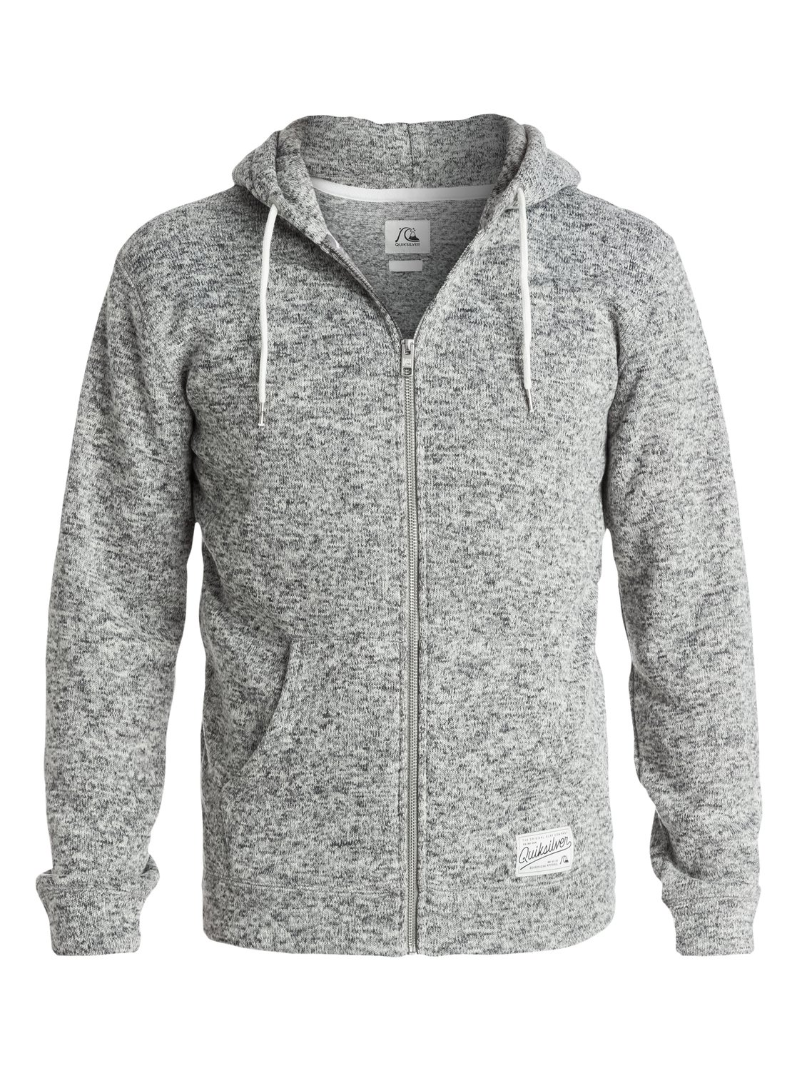 888701387312 Zip Keller Up Quiksilver Hoodie Fleece nfnapq
