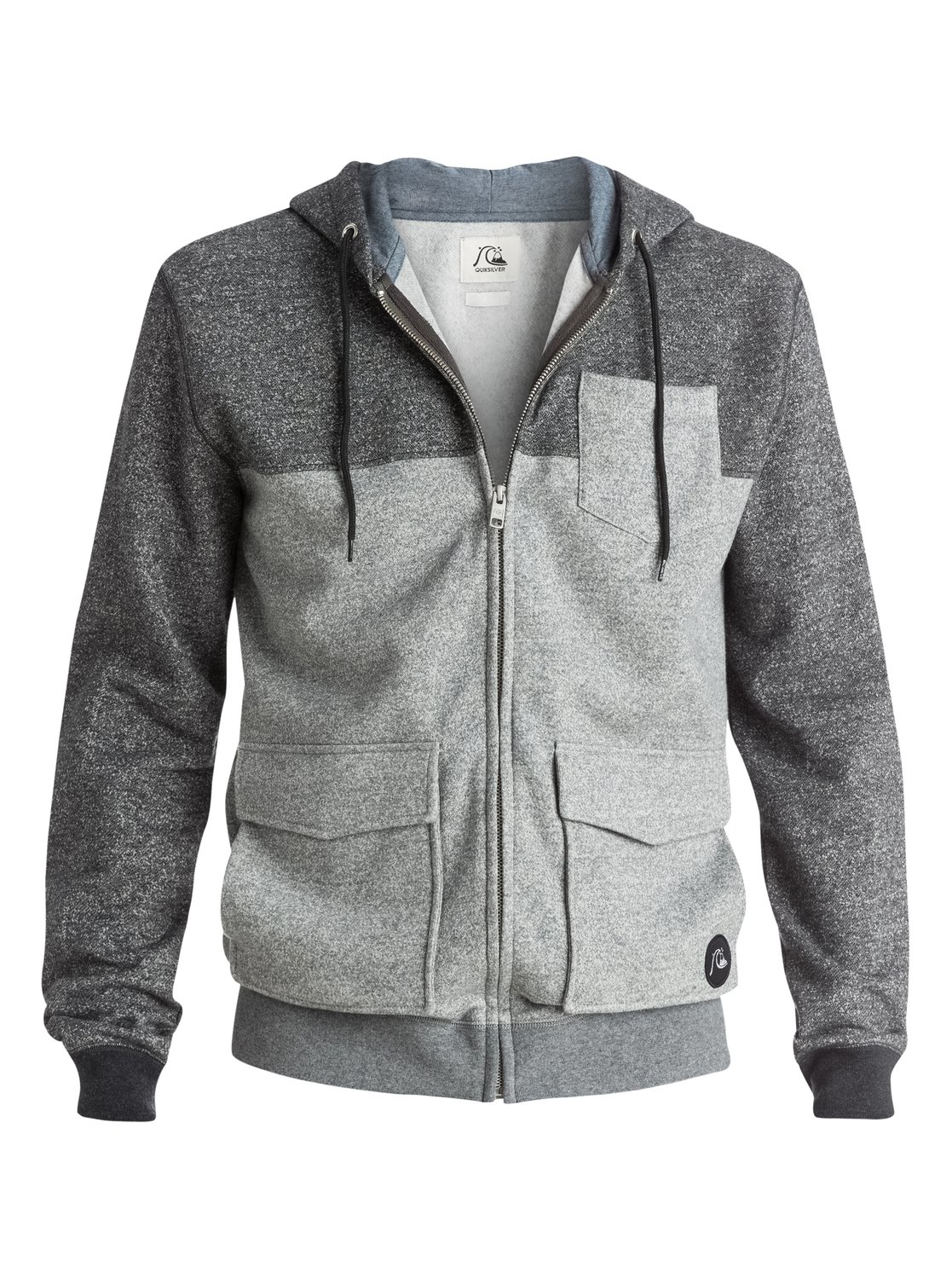 3 Dark Voices - Zip-Up Hoodie EQYFT03344 Quiksilver 57f6b2ca335