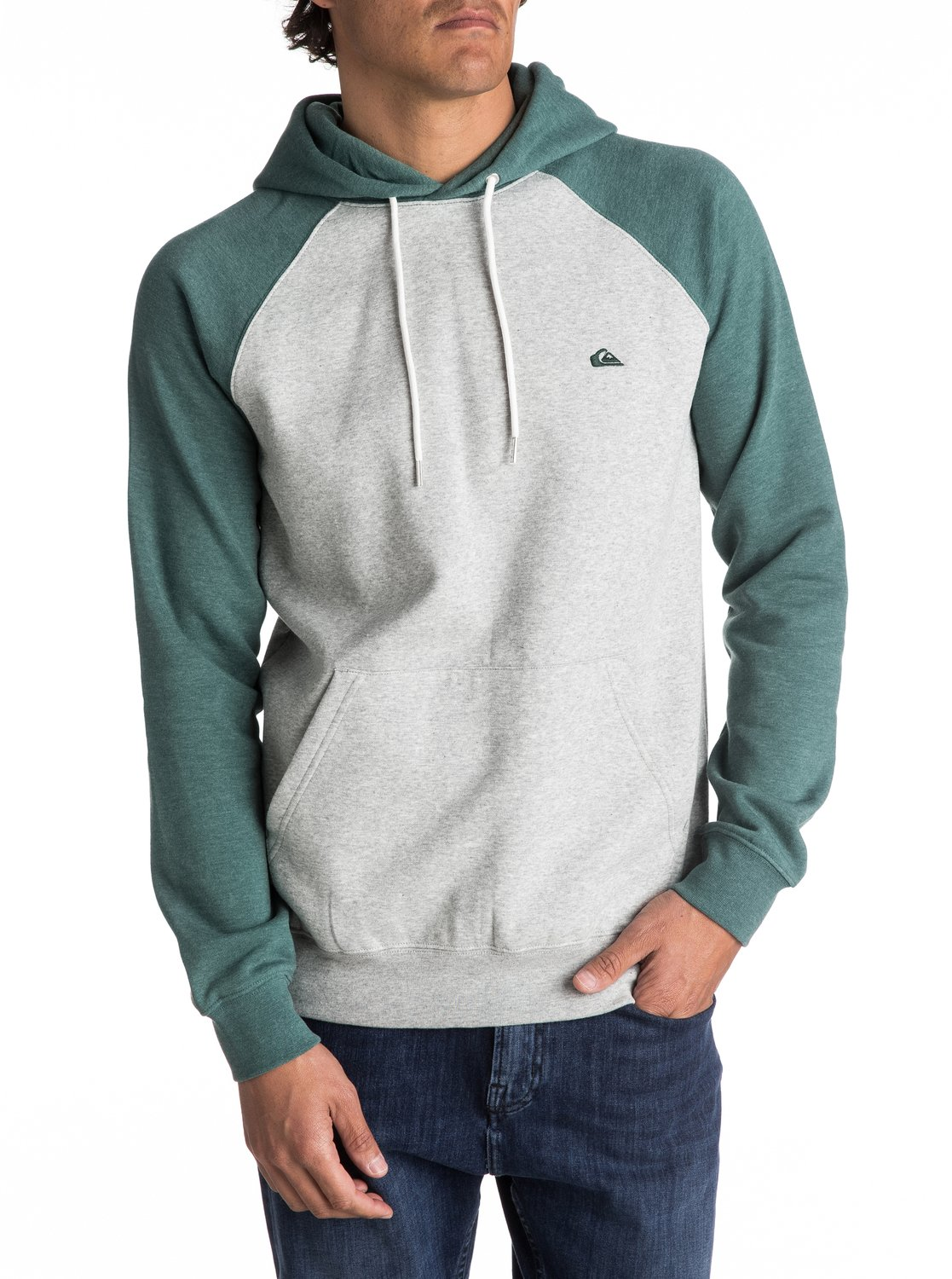9c15af67b67 0 Everyday - Hoodie for Men Grey EQYFT03428 Quiksilver