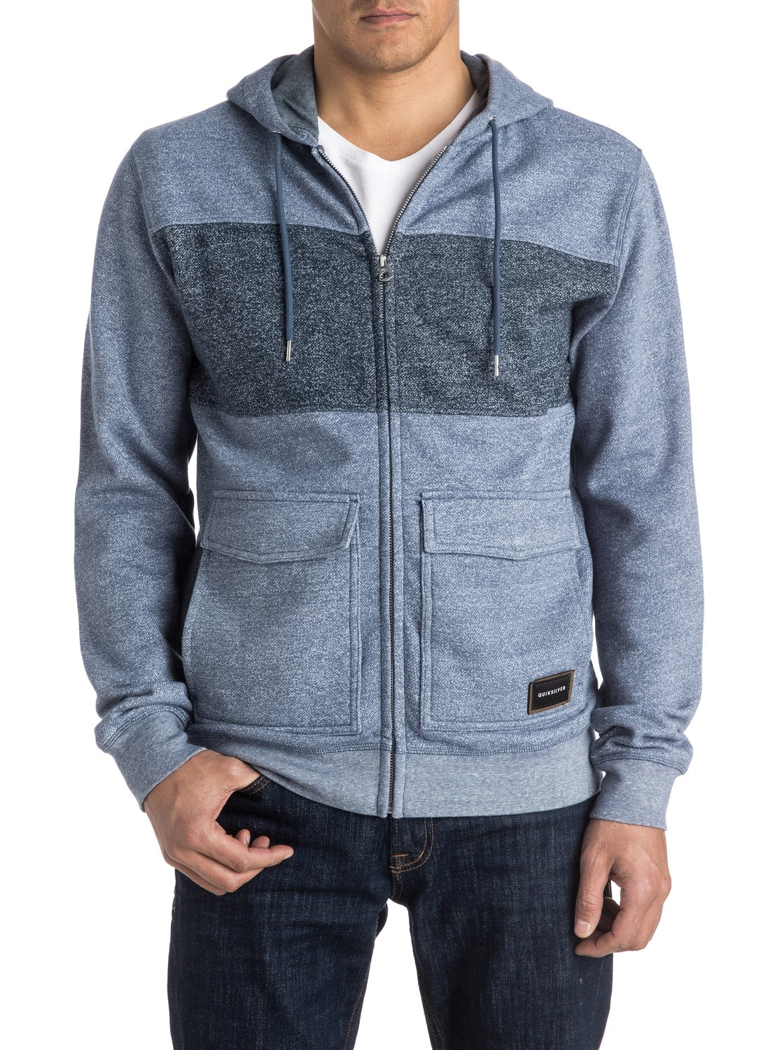 0 Dark Voice - Zip-Up Hoodie EQYFT03455 Quiksilver 1bbc3eb3a83