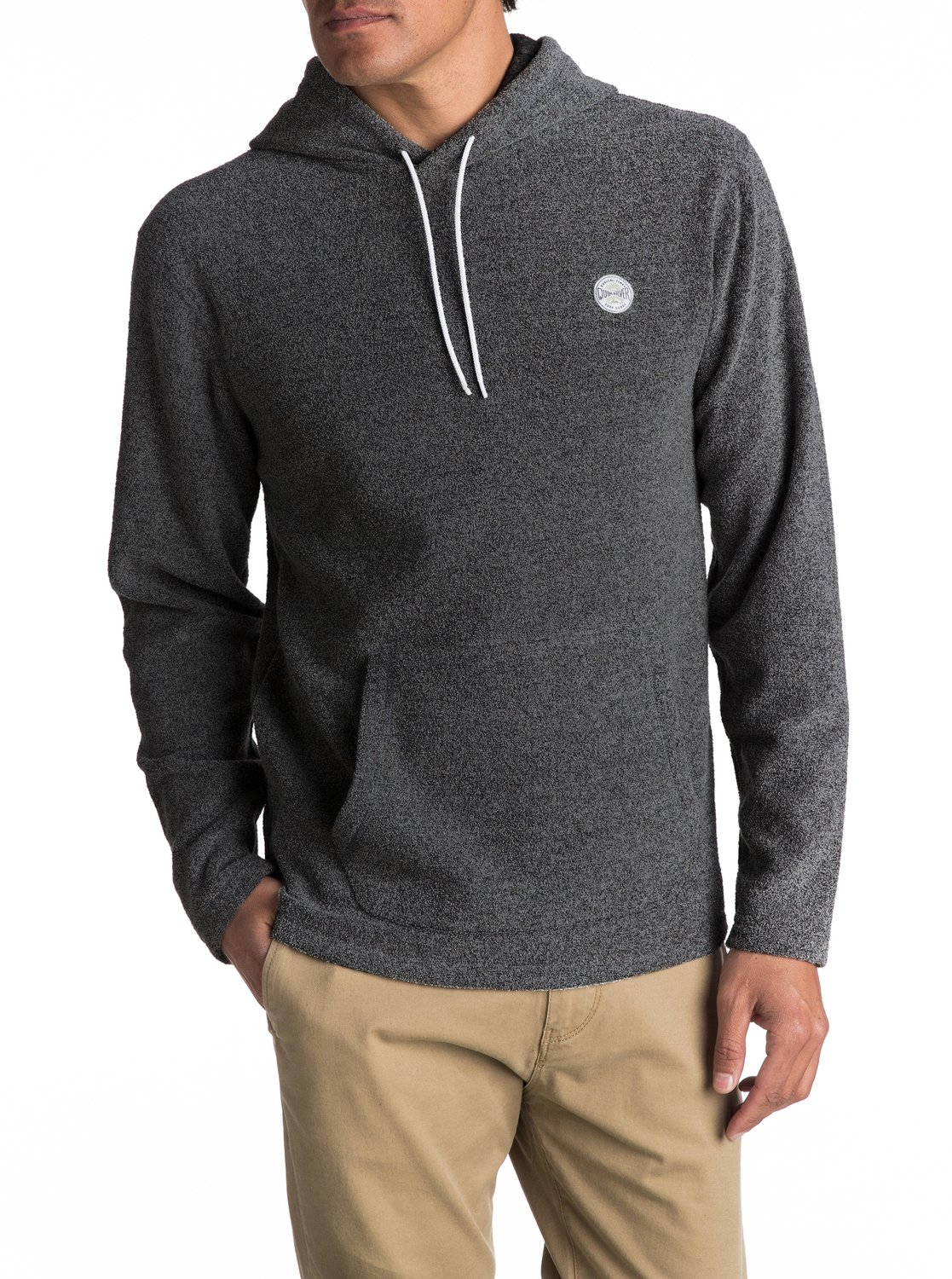 Capuche Quiksilver Noir Surf Homme Ultra doux Sweat À After Pour tz8wqff