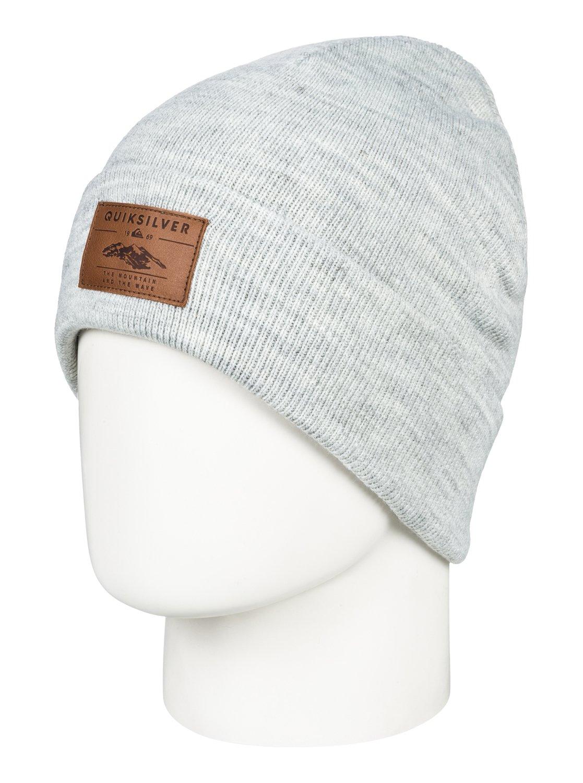 0 Brigade - Bonnet pour Homme Blanc EQYHA03160 Quiksilver 38ef942c08c