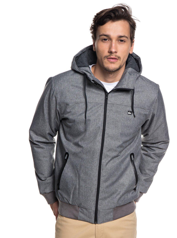 5k Jacket Hooded Eqyjk03241 Quiksilver Men For Brooks Waterproof qOww4