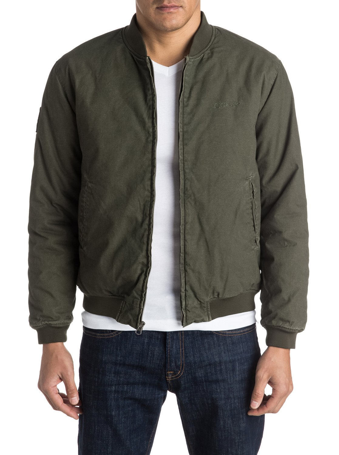 Eqyjk03244 Deny Blouson Bomber All Quiksilver wTwFnzPtq
