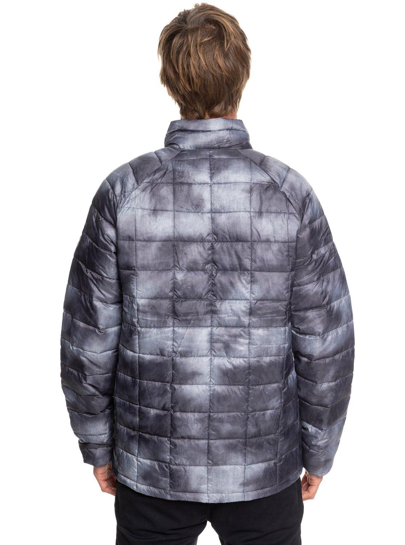 c44dbd533233c 6 Release - Veste zippée imperméable pour Homme Noir EQYJK03400 Quiksilver