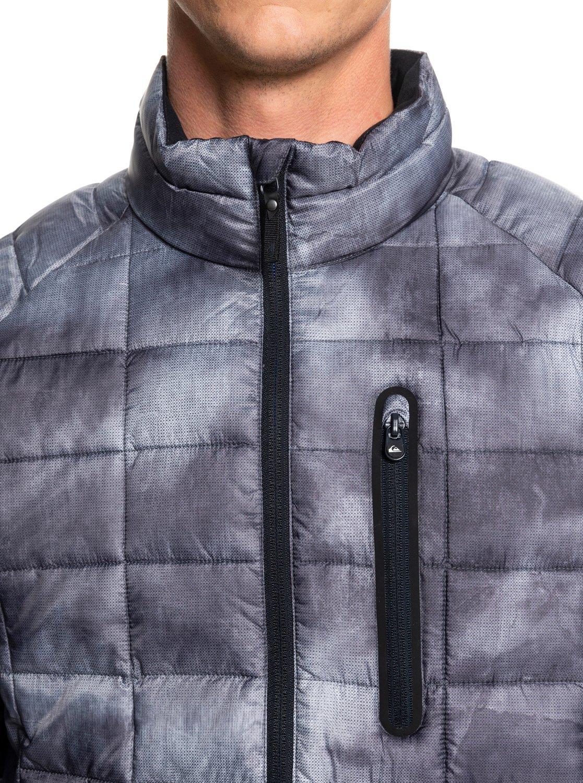 8e3245dda2942 1 Release - Veste zippée imperméable pour Homme Noir EQYJK03400 Quiksilver