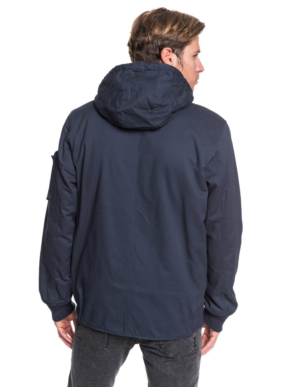 Men Jacket For Eqyjk03436 Hooded Water Go Resistant Quiksilver Hana OwSpvzqq