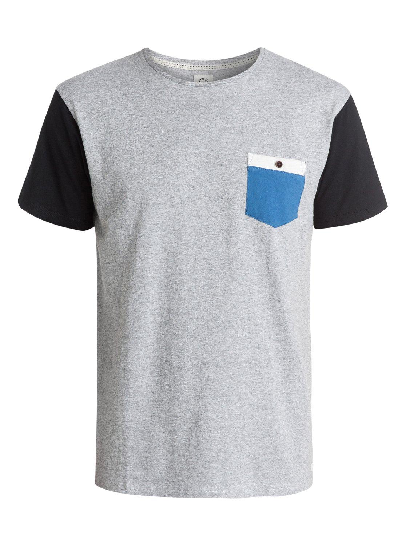 0d3af3781d7 0 Bay Sic - T-Shirt EQYKT03191 Quiksilver