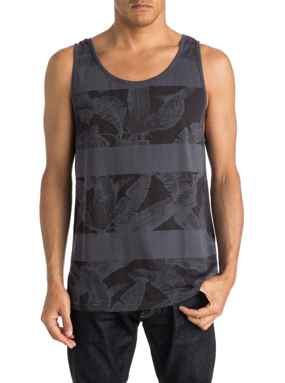 Camiseta Quiksilver sin mangas Blatano 0 EQYKT03315 5CvnqaCw