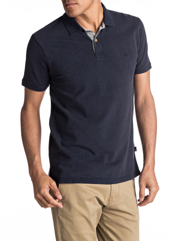0 Miz Kimitt - Camiseta Tipo Polo para Hombre EQYKT03653 Quiksilver 7df0331d47c37