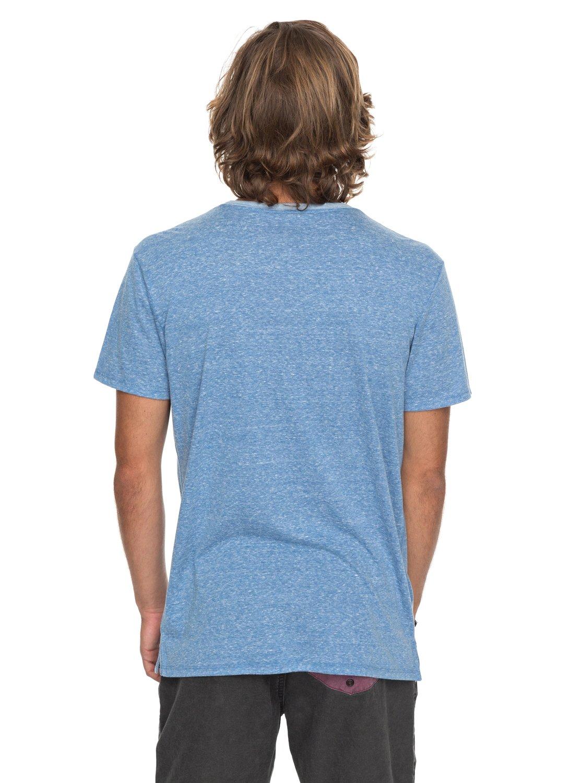 Broken Leash - T shirt avec poche pour Homme - Noir - QuiksilverQuiksilver Boutique En Ligne J4rVum