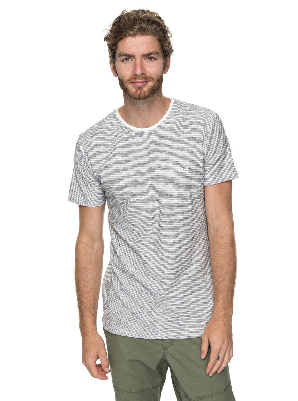 Ken Tin - T Shirt col rond pour Homme - Noir - QuiksilverQuiksilver