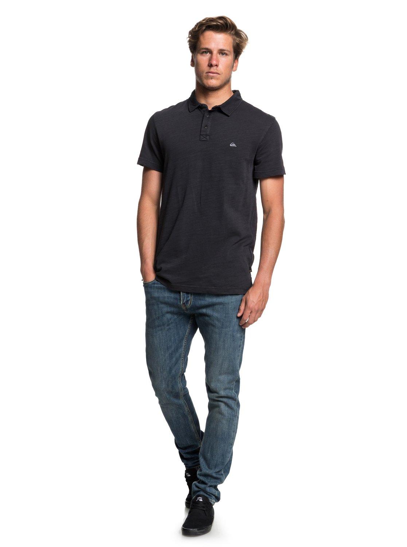 9bcbb29ebd Quiksilver™ Everyday Sun Cruise - Short Sleeve Polo Shirt for Men ...