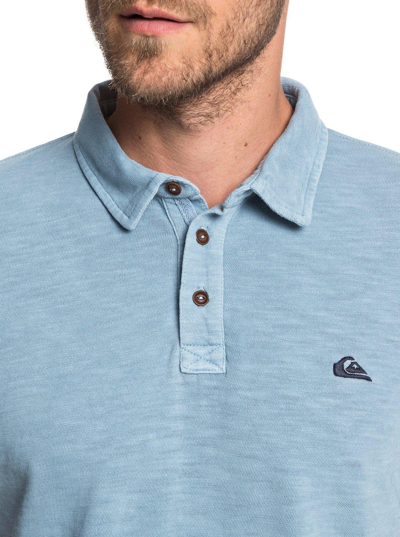 20b29fedc0 1 Everyday Sun Cruise - Short Sleeve Polo Shirt for Men Blue EQYKT03784  Quiksilver