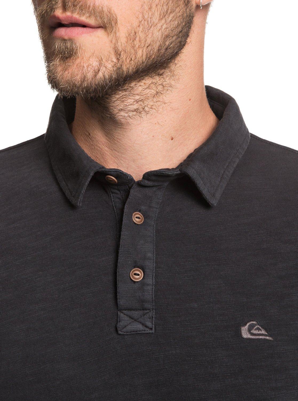 502db4506c 1 Everyday Sun Cruise - Short Sleeve Polo Shirt for Men Black EQYKT03784  Quiksilver